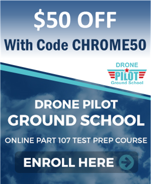 $50 off UAV Coach Drone Pilot Ground School