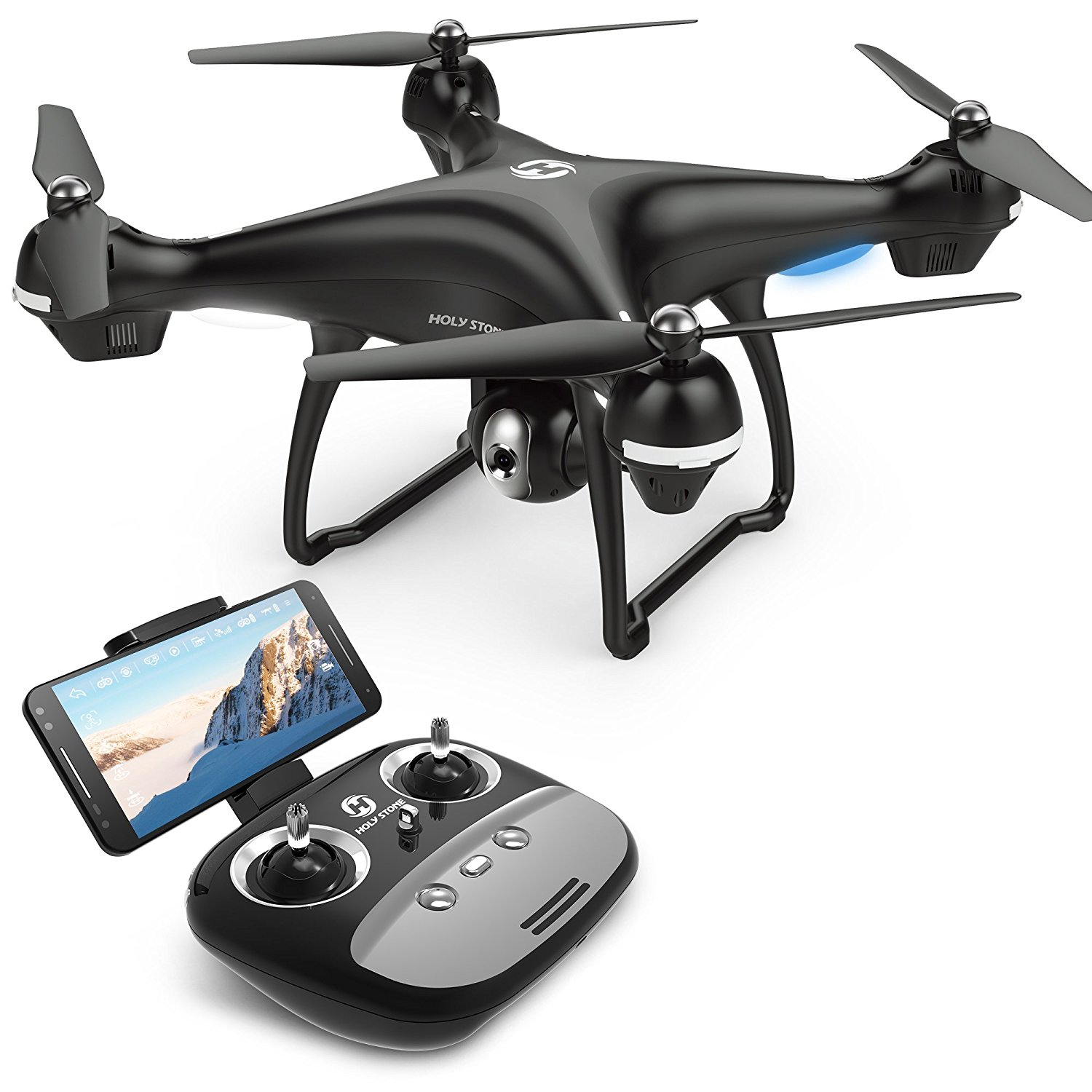Holy Stone HS100 GPS Drone with remote